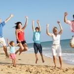 Vacaciones para familias numerosas: cómo encontrar un hotel