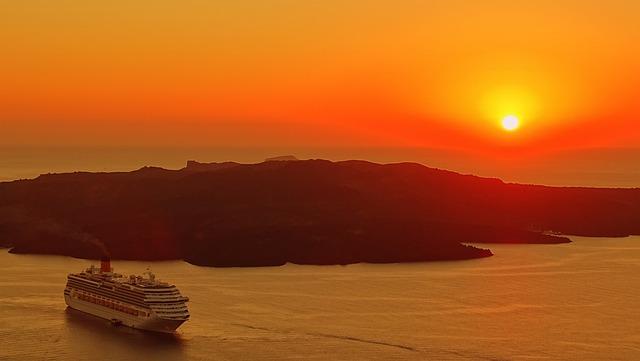 crucero a islas griegas