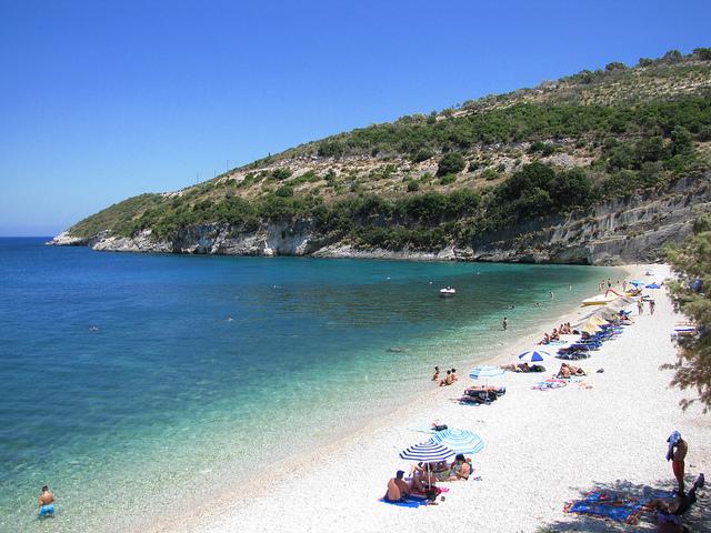 Viajes con niños: de crucero a Islas Griegas