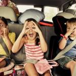 Consejos para viajar con niños en un viaje por carretera