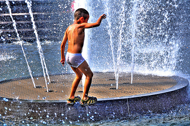 parque fuente nueva york
