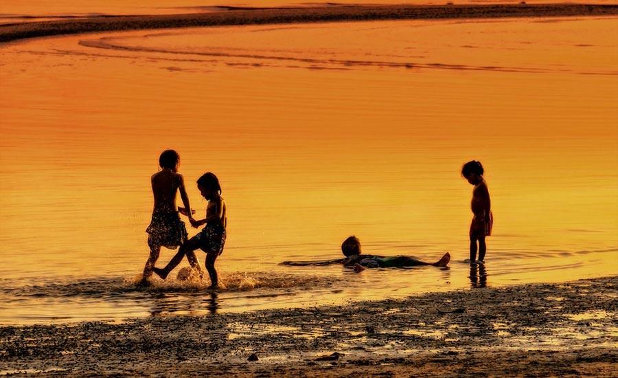 hacer un viaje cultural con niños