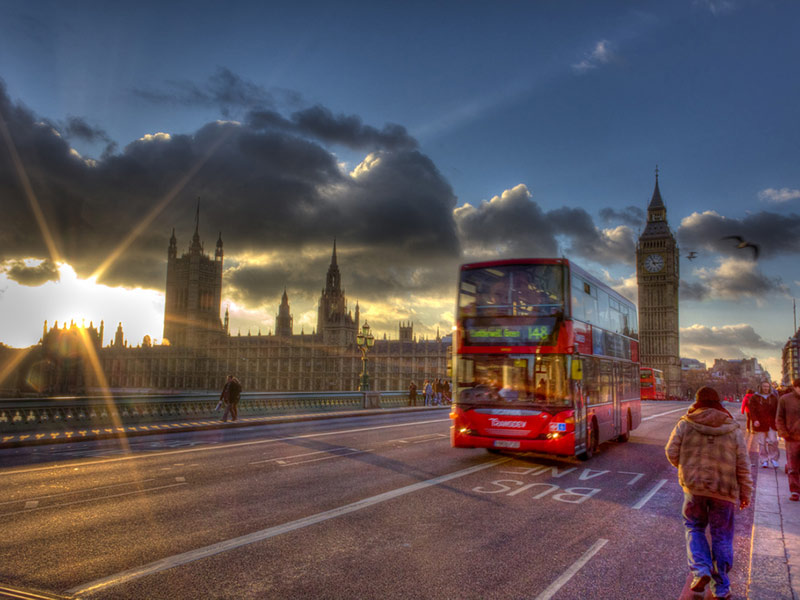 Una escapada a Londres con niños