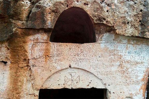 Pueblo de Andrea y Procopio