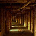 Iglesias, pueblos y minas: tesoros subterráneos en el mundo