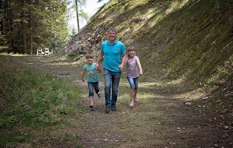 excursion familia