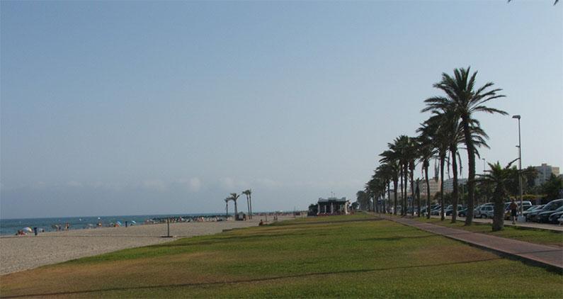 Playa de las Salinas almeria