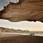 playas de arena fina en almeria para niños