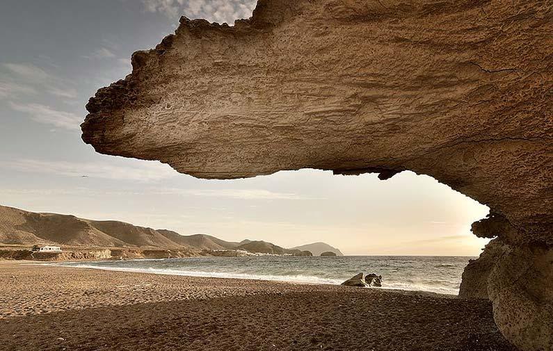 playa escullos