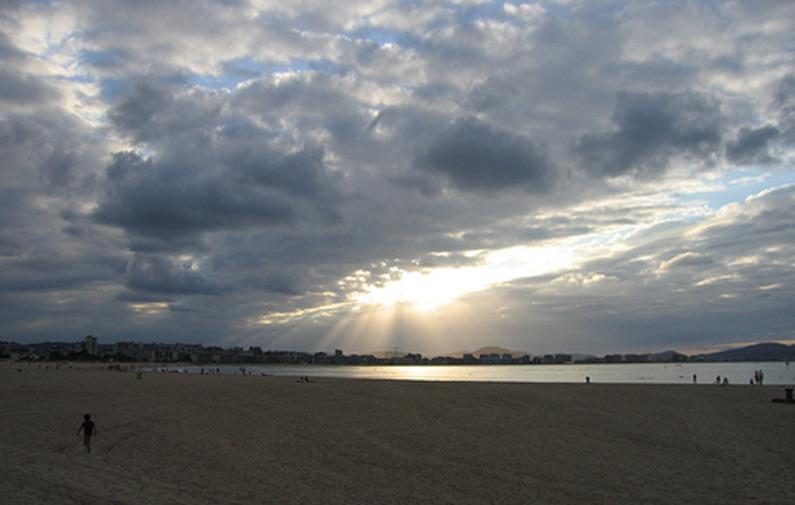 playa laredo