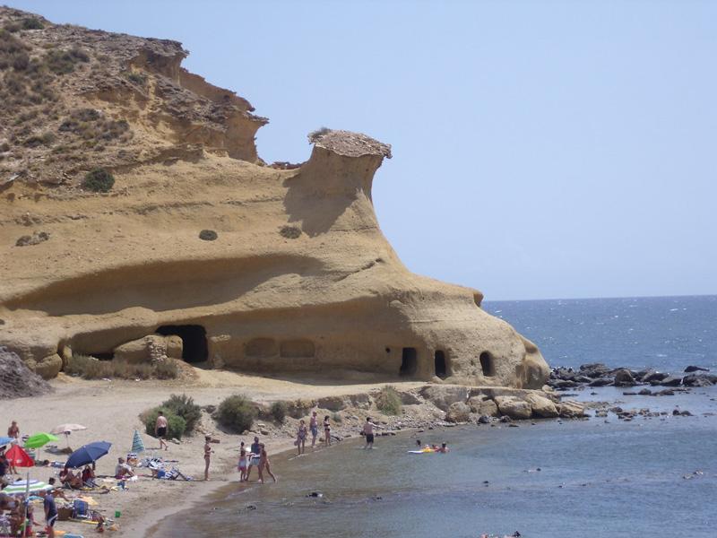 playas Murcia