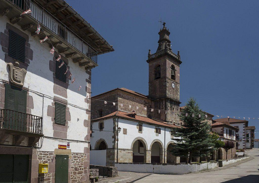 Arizkun Navarra