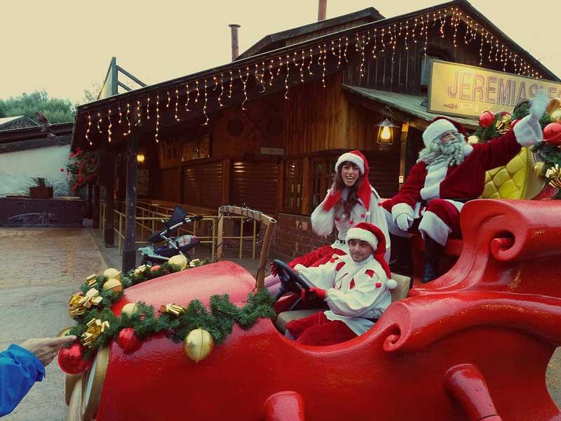 Escapadas de fin de año con niños Port Aventura fin de año
