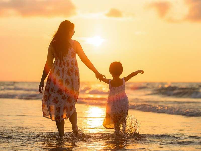 playas para semana santa con niños